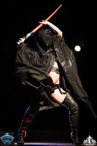 Toronto Burlesque Photographer | Burlesque Photography | Eve of Destruction