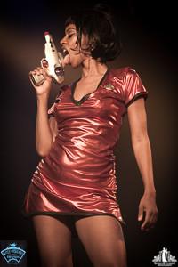 Toronto Burlesque Photographer | Burlesque Photography | Coco Framboise