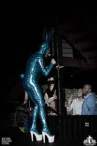 Toronto Burlesque Photographer | Burlesque Photography | New York Burlesque Festival | Scotty the Blue Bunny