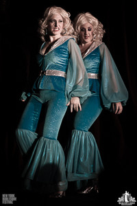 Toronto Burlesque Photographer | Burlesque Photography | New York Burlesque Festival | The Schlep Sisters