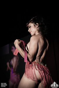 Toronto Burlesque Photographer | Burlesque Photography | New York Burlesque Festival | Harvest Moon