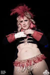 Toronto Burlesque Photographer | Burlesque Photography | New York Burlesque Festival | Helen Pontani