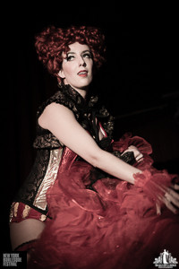 Toronto Burlesque Photographer | Burlesque Photography | New York Burlesque Festival | Bella de Jac