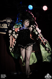 Toronto Burlesque Photographer | Burlesque Photography | New York Burlesque Festival | Amber Ray