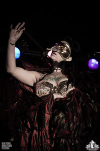 Toronto Burlesque Photographer | Burlesque Photography | New York Burlesque Festival | Dannie Diesel