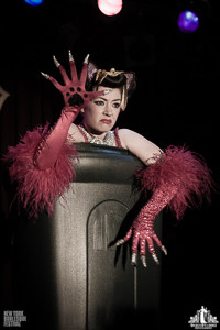 Toronto Burlesque Photographer | Burlesque Photography | New York Burlesque Festival | Kitty Bang Bang