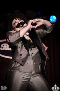 Toronto Burlesque Photographer | Burlesque Photography | New York Burlesque Festival | Cherry Typhoon