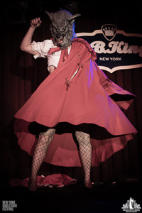 Toronto Burlesque Photographer | Burlesque Photography | New York Burlesque Festival | Julie Atlas Muz