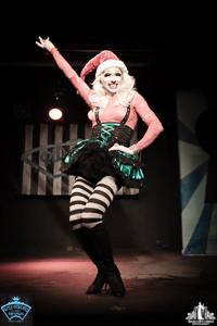 Toronto Burlesque Photographer | Burlesque Photography | Daytona Bitch