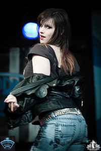 Toronto Burlesque Photographer | Burlesque Photography | Mizzy Thrasher