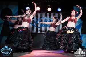 Toronto Burlesque Photographer | Burlesque Photography | Serpentina