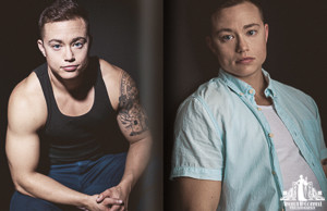 Toronto Transgender Portraits | Contemporary Beauty Photography | Kinnon Mackinnon