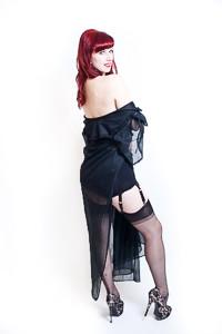 Toronto Burlesque Photographer | Burlesque Photography | Foxtrot India