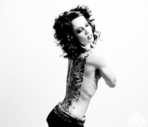 Toronto Burlesque Photographer   Burlesque Photography   Kelly Ann Doll