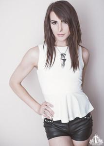Toronto Transgender Portraits | Contemporary Beauty Photography | Pina Newman