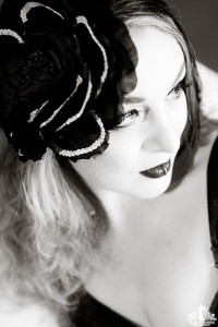 Toronto Burlesque Photographer | Burlesque Photography | Kerryx