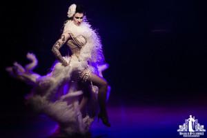 Toronto Burlesque Photographer | Burlesque Photography | Toronto Burlesque Festival | Lou Lou D'vil