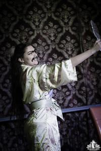 Toronto Burlesque Photographer | Burlesque Photography | Lisbon Maginot