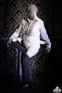 Toronto Burlesque Photographer | Burlesque Photography | Gracie Klutz