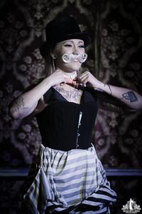 Toronto Burlesque Photographer   Burlesque Photography   Kensie Vicious
