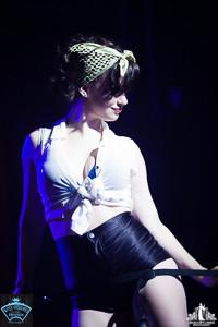 Toronto Burlesque Photographer | Burlesque Photography | Babes in Candyland | Mizzy Thrasher