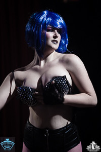 Toronto Burlesque Photographer | Burlesque Photography | Babes in Candyland | Charlie Quinn