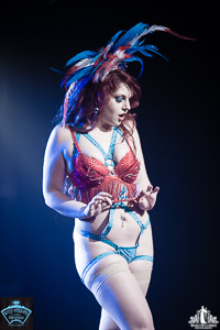 Toronto Burlesque Photographer | Burlesque Photography | Babes in Candyland | Red Herring