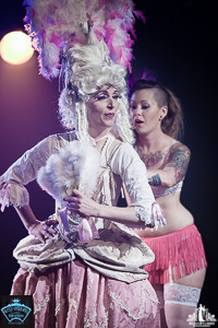 Toronto Burlesque Photographer | Burlesque Photography | Babes in Candyland | Velma Candyass