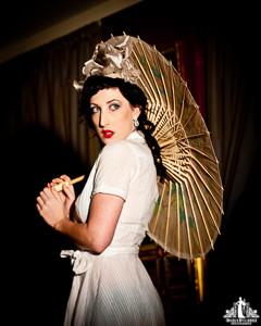 Toronto Burlesque Photographer | Burlesque Photography | Cristal Melbourne | Miss P