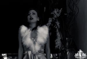 Toronto Burlesque Photographer | Burlesque Photography | Rosy Rabbit