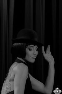 Toronto Burlesque Photographer | Burlesque Photography | Grindhouse | Kelly Ann Doll