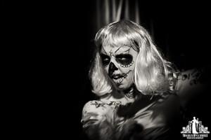 Toronto Burlesque Photographer | Burlesque Photography | Gorelesque | Miss Nic