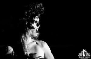 Toronto Burlesque Photographer | Burlesque Photography | La Lucha Glamourosa