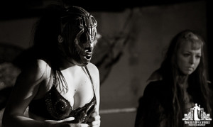 Toronto Burlesque Photographer | Burlesque Photography | La Lucha Glamourosa | Miss Nic