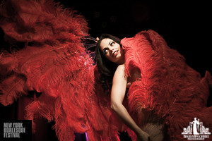 Toronto Burlesque Photographer | Burlesque Photography | New York Burlesque Festival | Kristina Nekyia