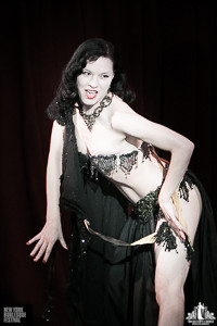 Toronto Burlesque Photographer | Burlesque Photography | New York Burlesque Festival | Miss Orchid Mei
