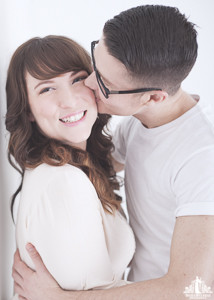 Toronto Portrait Photographer | Contemporary Beauty Photography | Transgender Couples Photoshoot