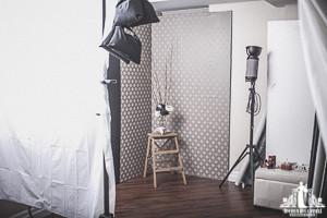 Toronto Portrait Photographer | Wallpaper Photography Backdrops