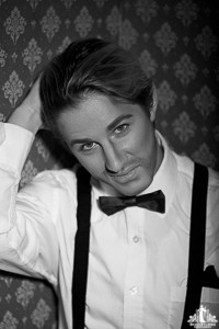 Toronto Portrait Photographer | Burlesque Portraits | Master Cameron Eric Leon