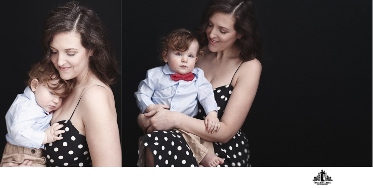 Toronto Portrait Photographer | Mother and Child | Contemporary Portraits