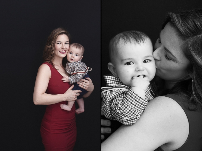 Toronto Portrait Photographer | Mother and Child | Contemporary Portraits