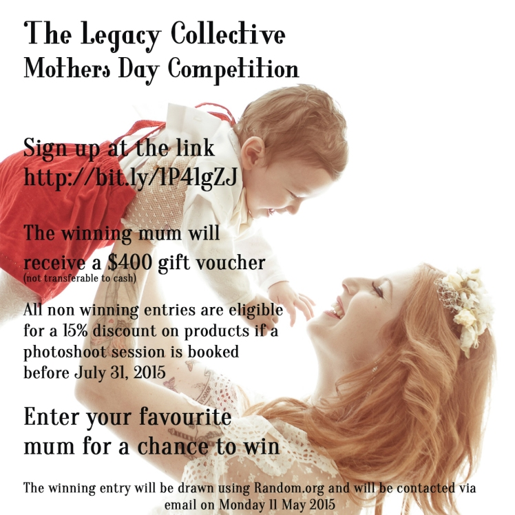 Mothers Day Competition | Toronto Portrait Photographer | Mother and Child