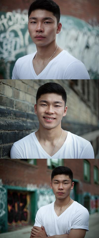 Toronto Head Shots | Toronto Portrait Photographer | Male Head Shots