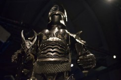 World of Wearable art awards armour exhibit at EMP in Seattle